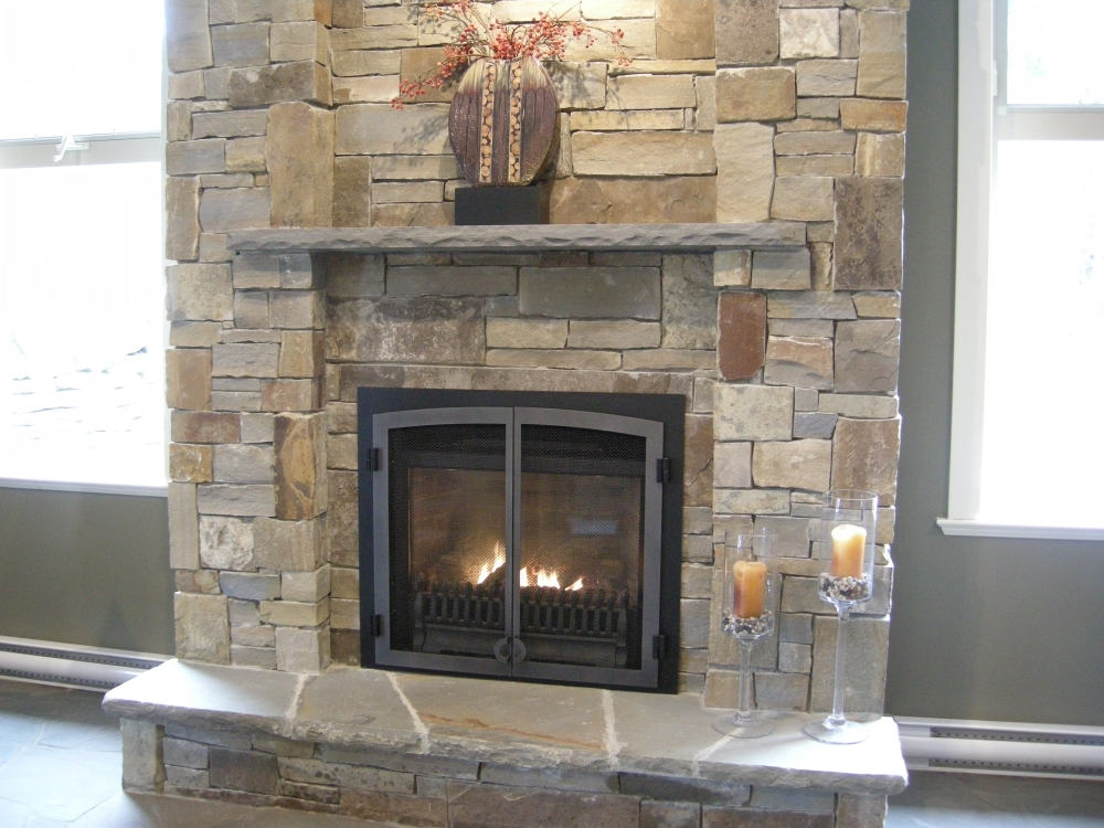 Eagleridge Fireplace